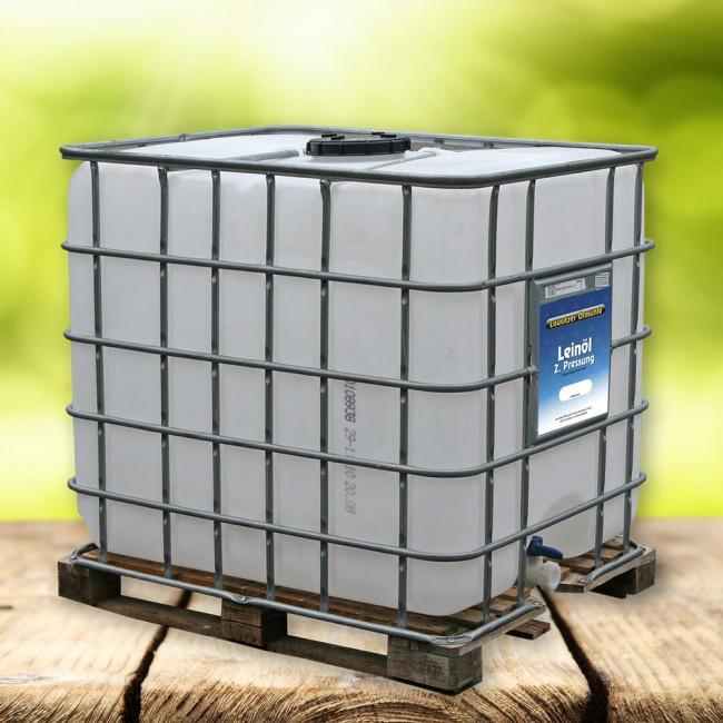 lausitzer lein l 2 pressung 1000kg ibc container. Black Bedroom Furniture Sets. Home Design Ideas